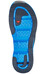 Salomon RX Break Sandals Men bright blue/union blue/gecko green
